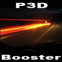 Xtreme P3D Booster