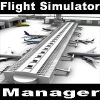 Flight Simulator Manager